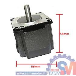 استپر موتورTECO تایوان مدل DST56DM62A0M01000