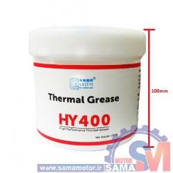 خمیر سیلیکون 1000گرمی سفید مدل HY 410