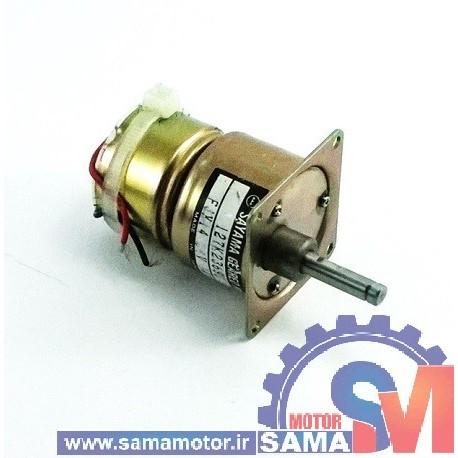 موتور گیربکس 10 دور 24ولت SAMAYA FJX14