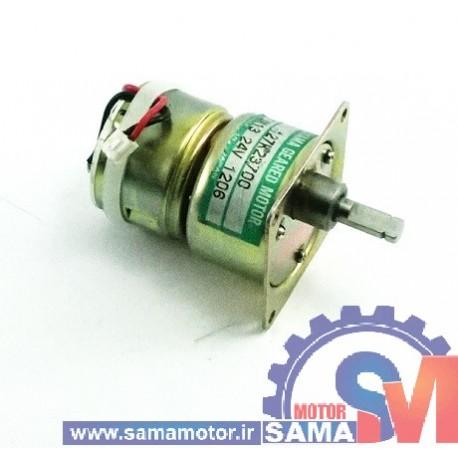 موتور گیربکس 22 دور 24ولت SAMAYA FJX13
