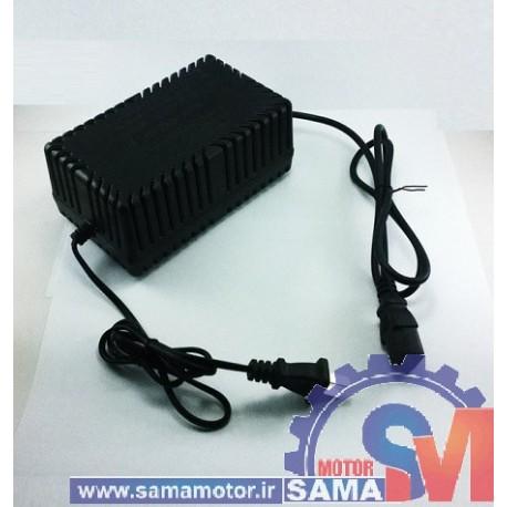 شارژر باطری 48 ولت 2.5 آمپر اتوماتیک مدل SP200-48D