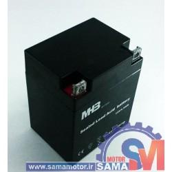 باتری یو پی اس 12ولت 4.5 آمپر MHB 12V 4.5 Ah