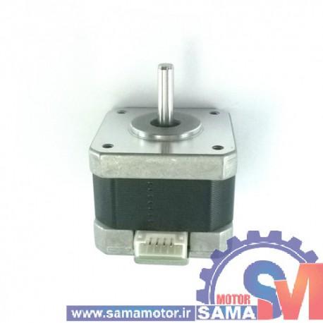 استپر موتور 2فاز هیبرید MOONS 17HS1402-02