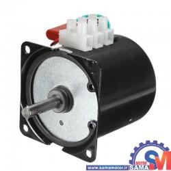 موتور گیربکس دار 220 ولت 30 دور  60KTYZ دستگاه جوجه کشی