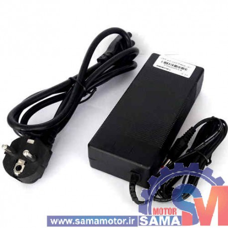 آداپتور لپ تاپی 12 ولت 6 آمپر مدل CAM090121 بهمراه کابل