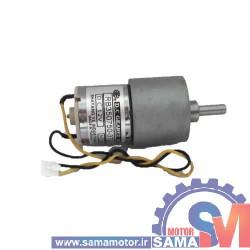 موتور dc گیربکس دار 12 ولت دور پایین مدل RB350750-3TQ01R