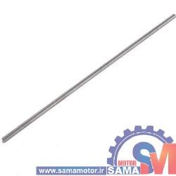 پیچ لید اسکرو T8 قطر 8 میلیمتر گام 4 میلیمتر طول 40 سانتیمتر