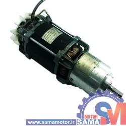 موتور گیربکس دار 220 ولت AC-GEFEG مدل ES-7160-2AL-LT