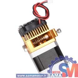اکسترودر پرینتر سه بعدی مدل MK8 فیلامنت 1.75 راست