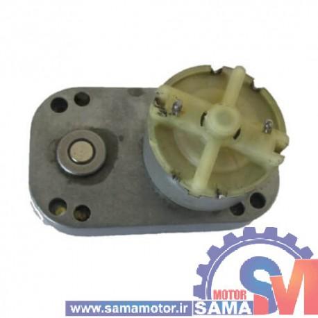 موتور گیربکس دار کارکرده 12 ولت 12 دور ZYM