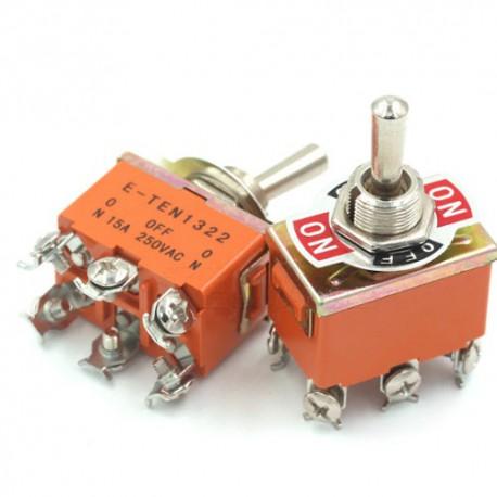 کلید چکشی سه حالته 25 آمپر( پنلی)