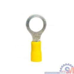 سرسیم گرد سایز 5.5 قطر 4 مدل RV 5.5-4 رنگ زرد