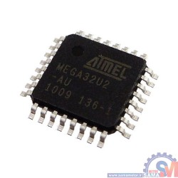 میکرو کنترلر ATMEGA32U2-AU AVR SMD