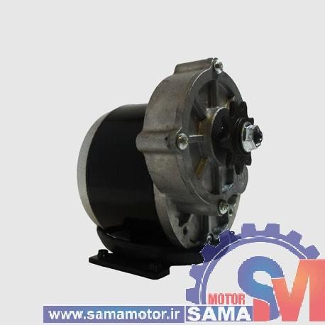 موتور گیربکس 350 وات 360 دور 12 ولت