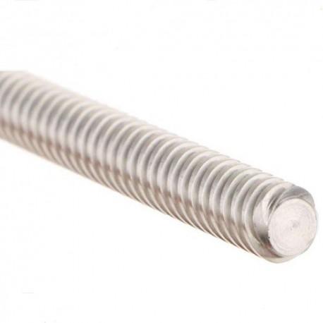پیچ لید اسکرو T8 گام 2 میلیمتر و طول 20 سانتیمتر