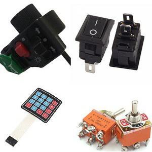 انواع کلید و صفحه کلید