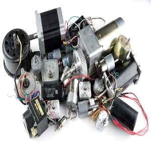 الکتروموتورDC کارکرده