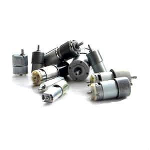 موتورهای DC کارکرده گیربکس دار